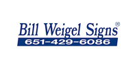 Bill Weigel Signs